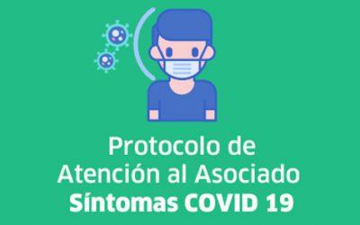 Protocolo de Atención al Asociado de Avalian– Síntomas COVID 19