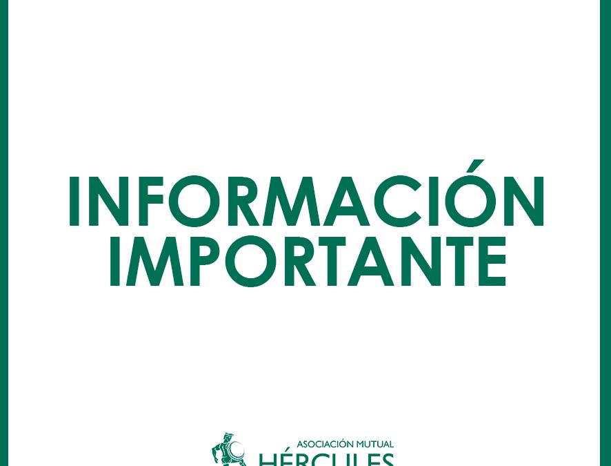 Información Importante – Planes de salud Avalian